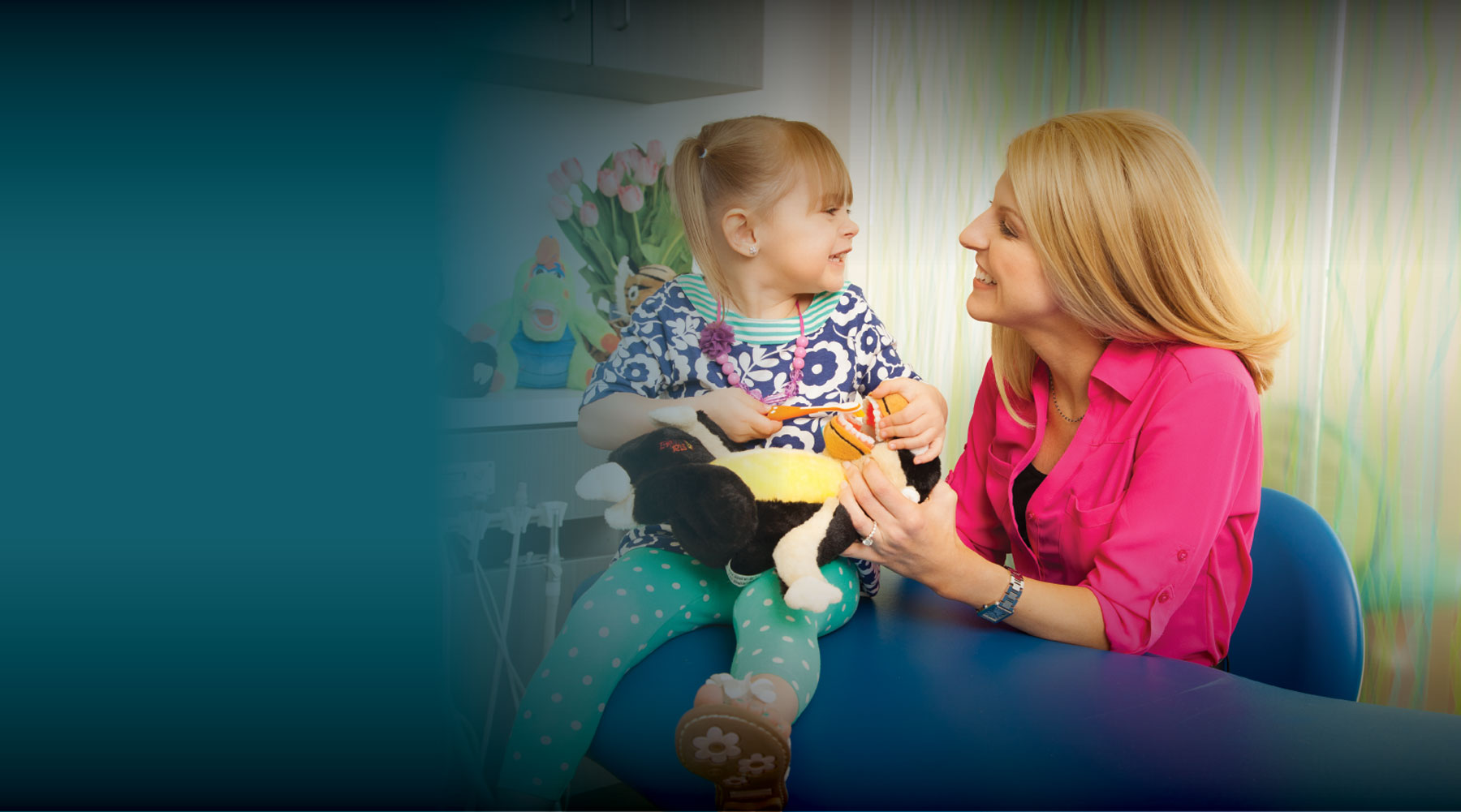 St. Louis Pediatric Dentistry | Mother and Daughter